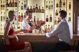 Olive Green Hotel • Bar