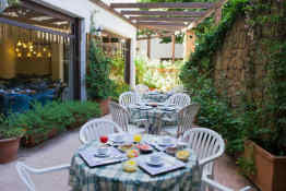 Hotel La Pergola - Garden