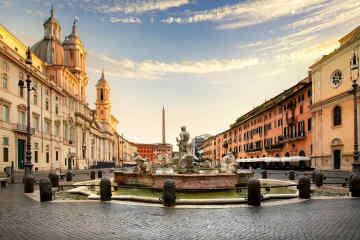 Piazza Navona • Rome