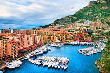 French Escapade: Monte Carlo to Paris