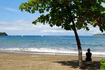 Guanacaste Beach in Costa Rica