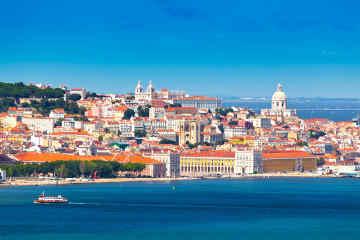 Lisbon in Portugal