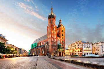 St. Mary's Cathedral • Krakow, Poland