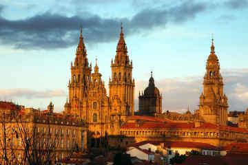Santiago de Compostela Cathedral • Galicia, Spain