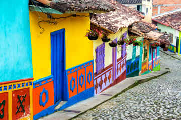 Fall in love with Cartagena's charming streets and buildings