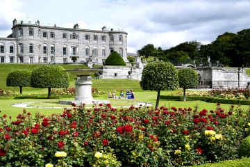 Powerscourt Hotel in Wicklow, Ireland
