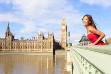 Westminster Bridge, England