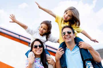 Italy Family Vacation