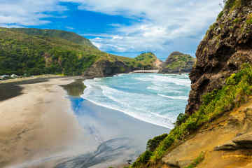 Piha Beach • Auckland, New Zealand