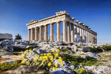 Acropolis • Athens, Greece