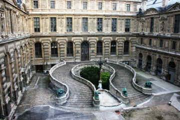 Louvre Museum • Paris, France