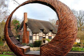 England Shakepeare Stratford-Upon-Avon