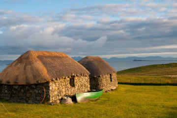 Crofters Cottages • Isle of Skye