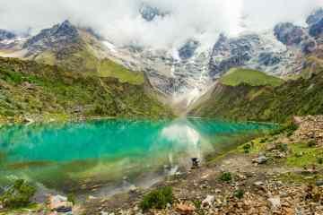 Humantay Lake, Salkantay Mountain