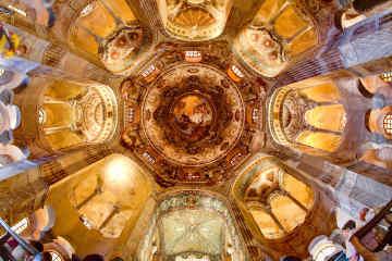 Byzantine Mosaic • Ravenna, Italy