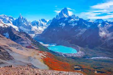 Los Glaciares National Park • Argentina