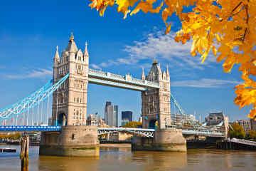 Tower Bridge • London, England