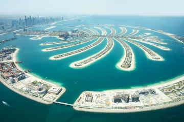 Palm Islands, Dubai, UAE