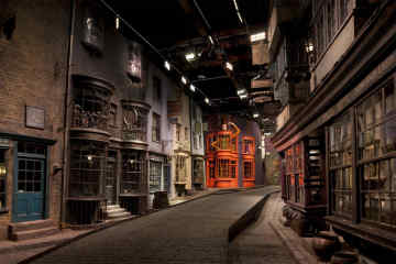 Warner Bros Harry Potter Tour