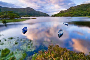 Ireland Beautiful Countryside Vacation