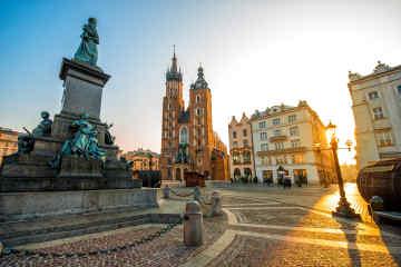 City Center, Krakow