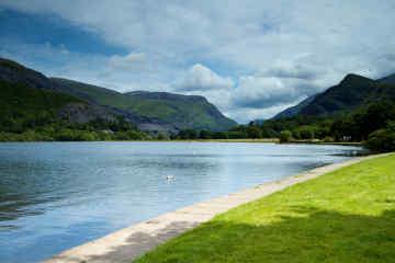 Snowdonia Lake, Wales