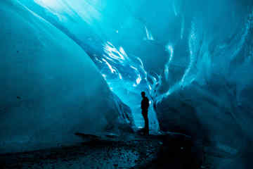 Journey Into the Glacier: Iceland City Break