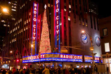 Radio City Music Hall • New York, New York