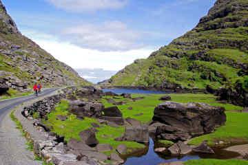 Gap of Dunloe, Ireland