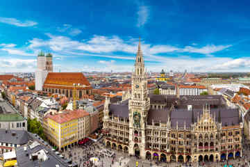 Marienplatz Tower