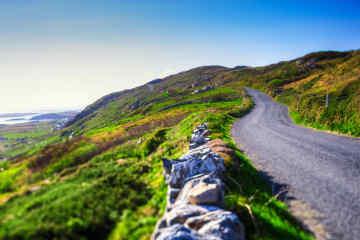 Ireland Countryside Vacation
