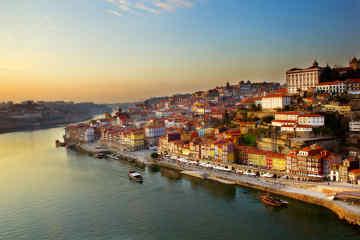 Douro River • Porto, Portugal