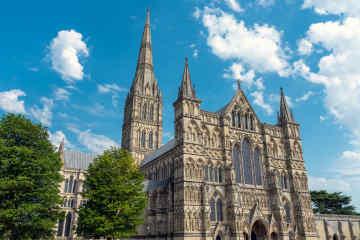 Salisbury Cathedral • Salisbury, England