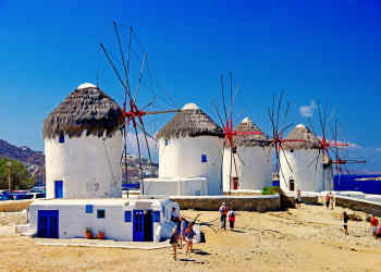 Greece Vacation Trips With Air Vacation Package To Greece - Greece travel packages
