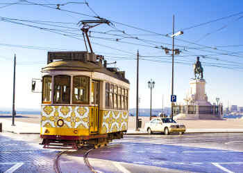 Lisbon, Seville & Madrid
