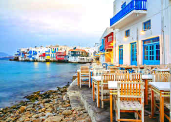 Greece Vacation Trips With Air Vacation Package To Greece - Greece tour packages