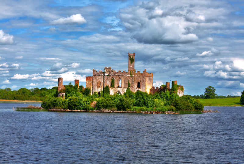 Lough Key Castle, Ireland