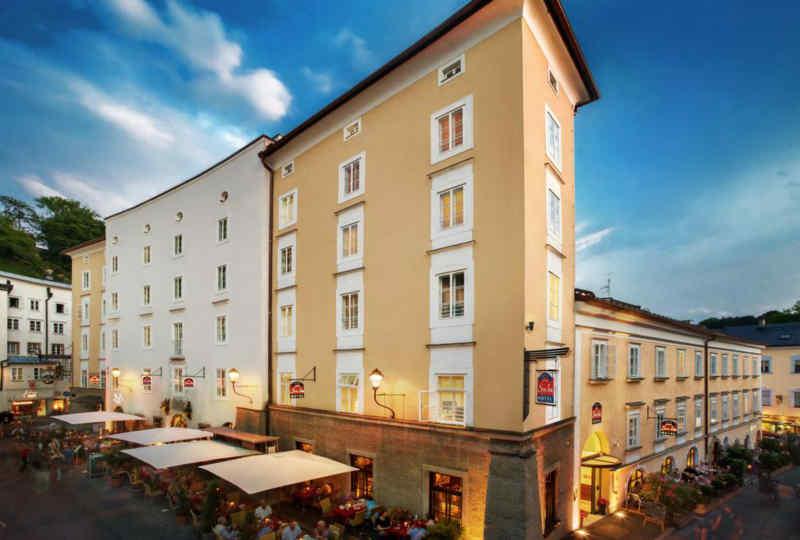 Star Inn Hotel Premium Salzburg Gablerbräu,by Quality