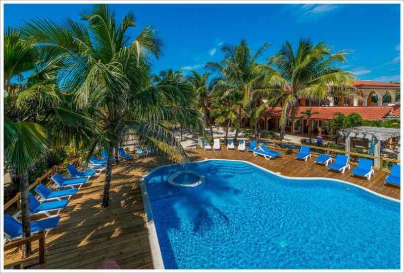 Sunbreeze Hotel in San Pedro, Belize