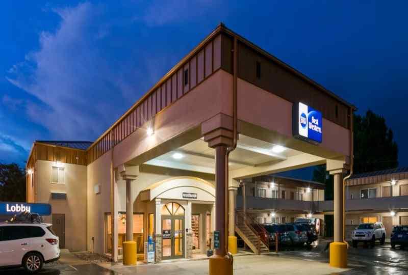 Best Western Plains Motel