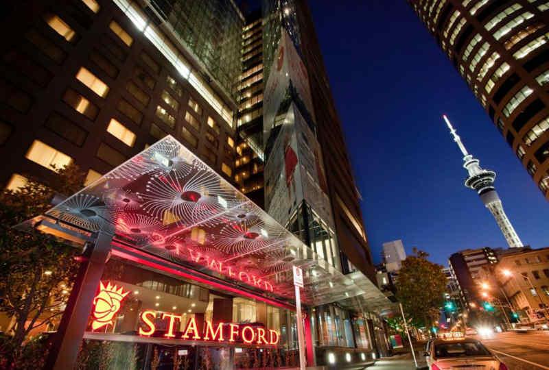Stamford Plaza Hotel Auckland