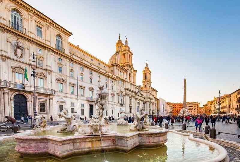 Rome, Florence & Lake Como