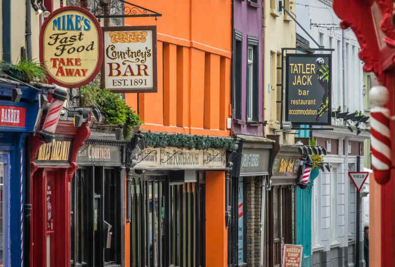 Limerick bars Ireland