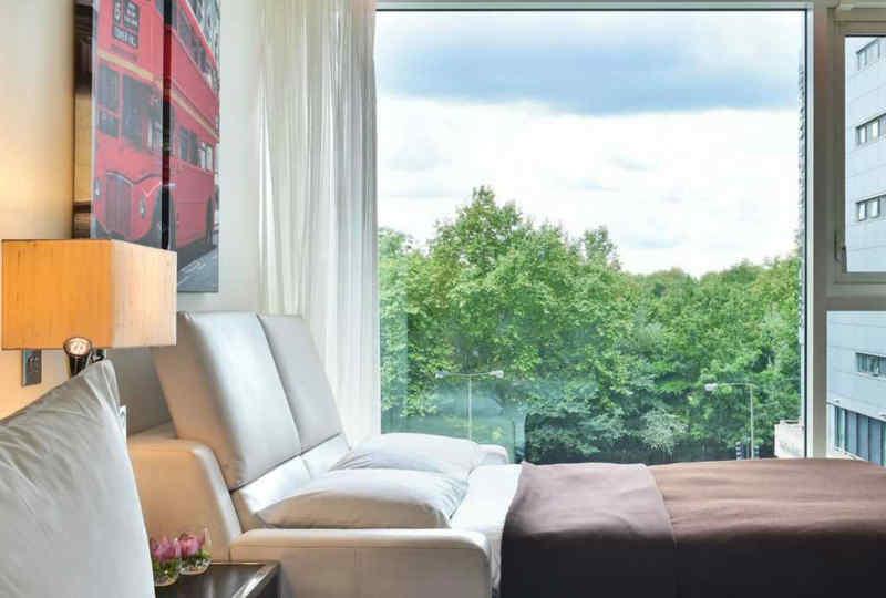 Pestana Chelsea Bridge Hotel & Spa • Deluxe Family Double