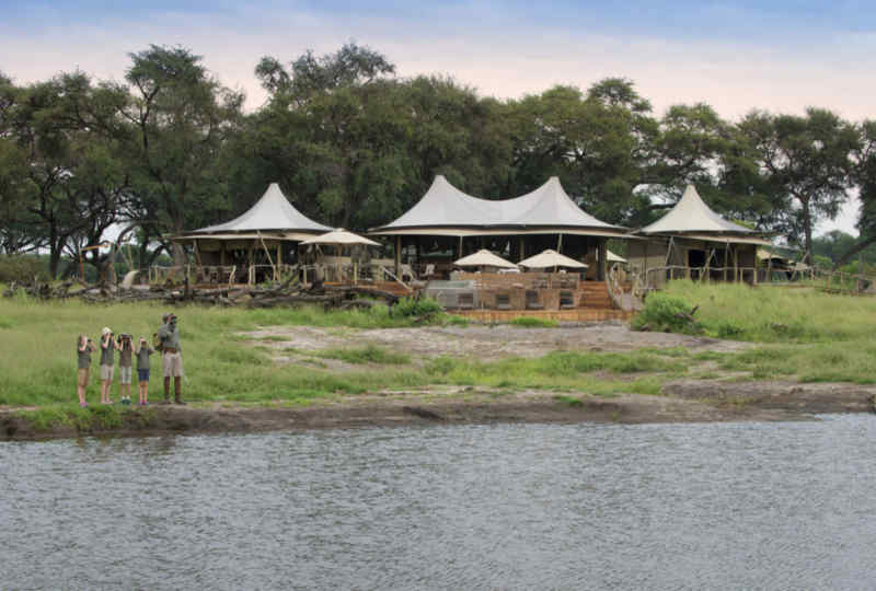 African Bush Camps Somalisa Camp