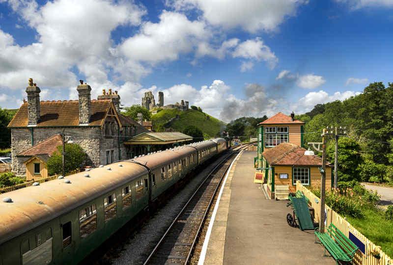 Travel by Irish Rail