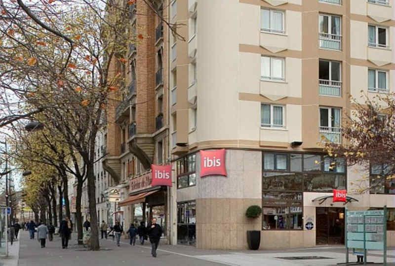 ibis Paris Avenue d'Italie 13th Hotel