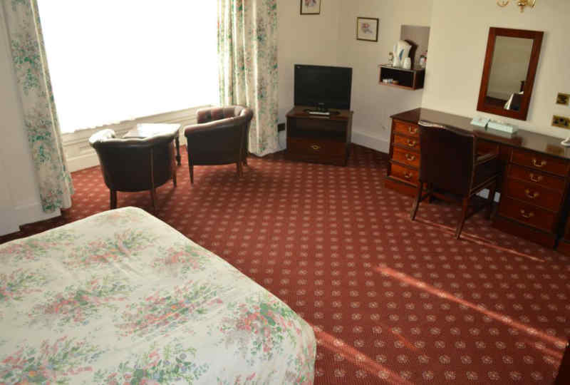 Belle Vue Royal Hotel in Wales