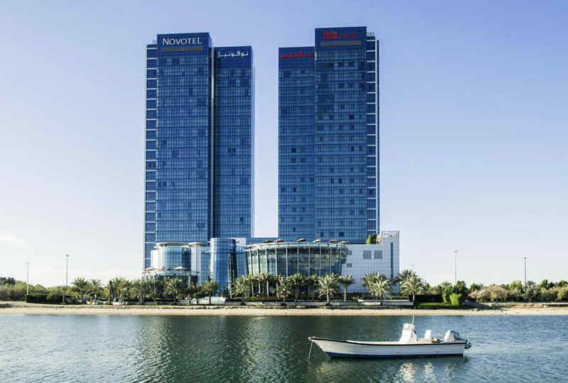 Albergo ibis Abu Dhabi Gate Hotel