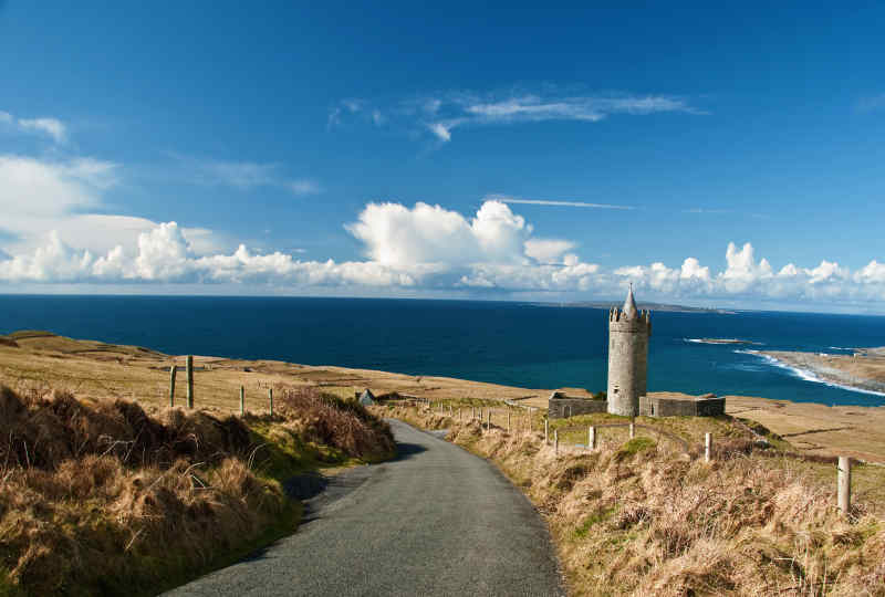 Ireland self drive Vacation